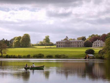 Ballyfin, County Laois, Ireland