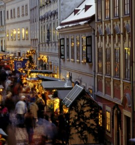 Vienna's Spittelberg