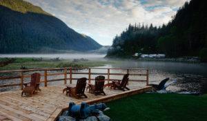 Clayoquot Andrew Innerarity Swanky Retreats
