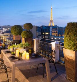 Hotel Marignan-Paris