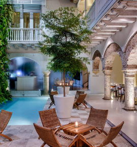 Tcherassi Hotel Cartagena, Colombia