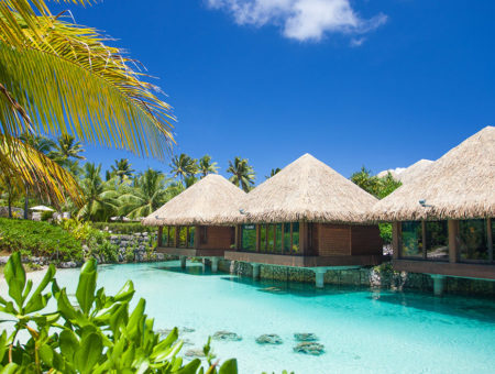 A Letter From The South Pacific – Bora Bora