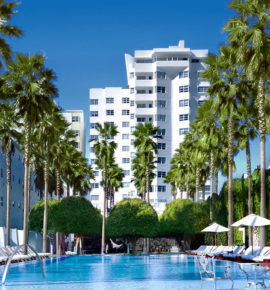 The Delano Beach Club – South Beach