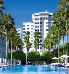 The Delano Beach Club – South Beach