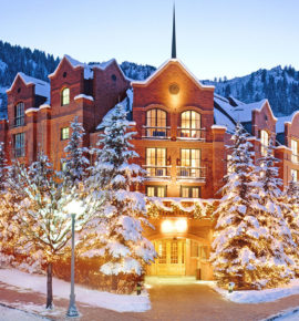 St. Regis Aspen Resort – Aspen, Colorado