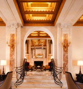 Hotel Eden – Rome, Italy