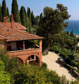 Villa Della Pergola – Alassio, Italy