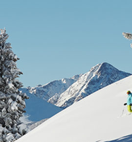 Ski Escape – Adrenaline Rush