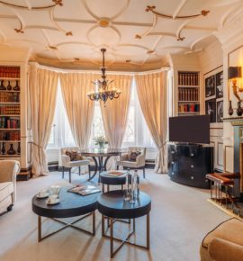 THE UNITED KINGDOM – The Sloane Suite