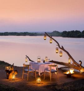 Swellegant Stays: Matetsi River Lodge, Zimbabwe
