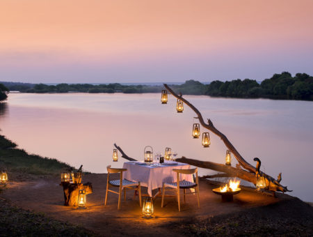 Swellegant Stays: Matetsi River Lodge, Zimbabwe