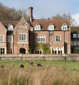 Burley Manor, England