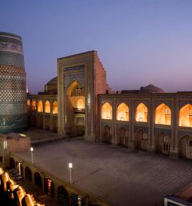 Letter from Asia – Uzbekistan