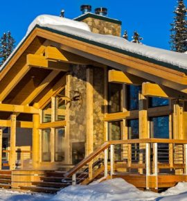 Luxury in the Wilderness at Tordrillo Mountain Lodge in Alaska
