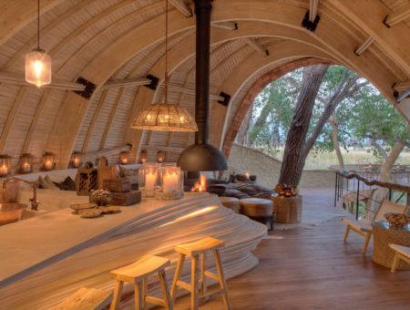 Swellegant Stays: Sandibe Okavango Safari Lodge