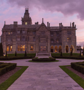 Swelegant Stays Ireland -Adare Manor