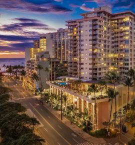 Letter from North America: O'ahu, Hawai'i
