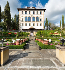 Living the dream in Florence is easy at Il Salviatino