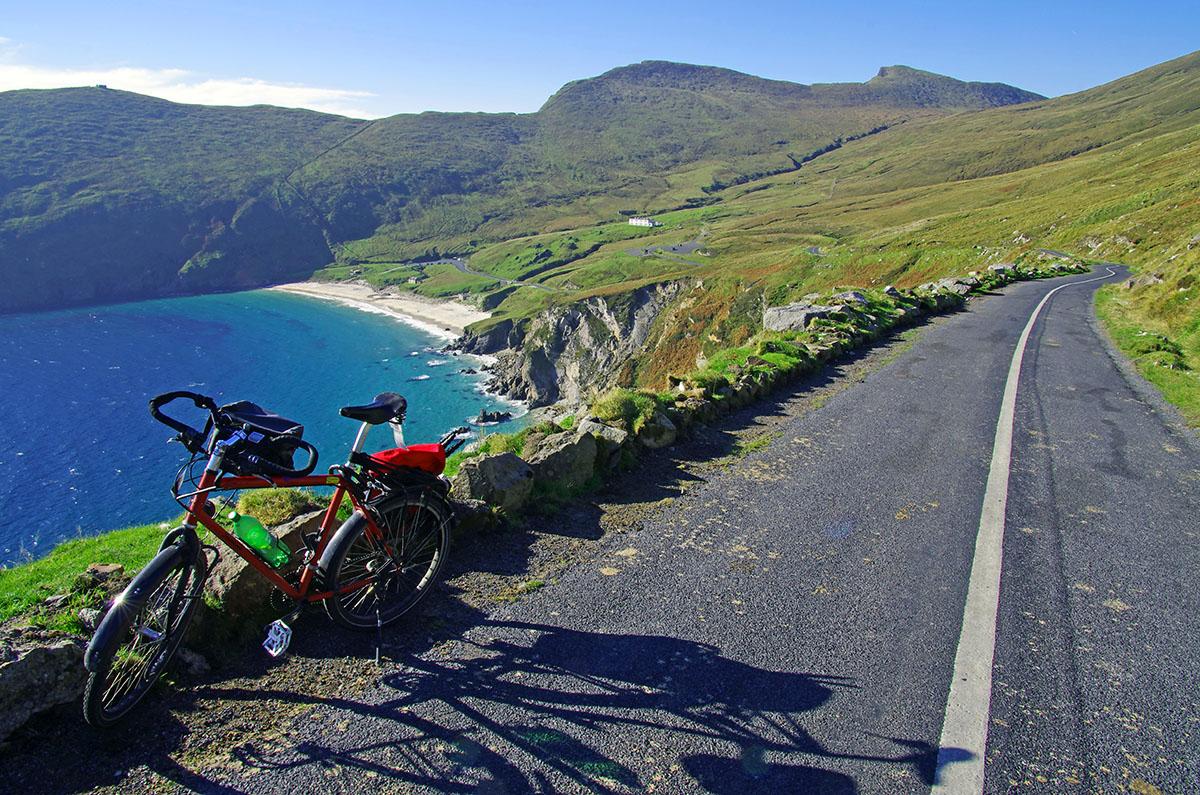 Bay Coast - Achill Island, Co. Mayo