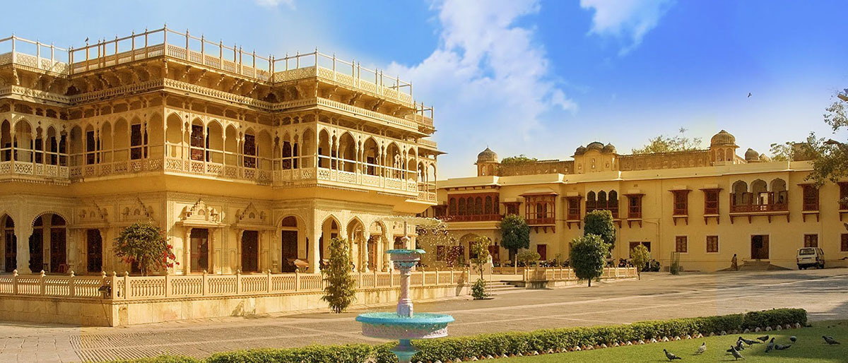 City Palace Golden Triangle
