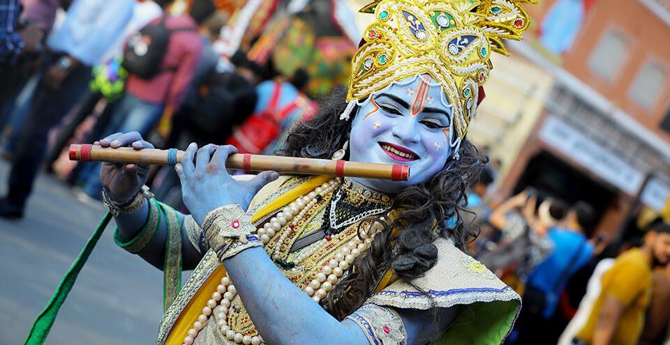 Jaipur musician