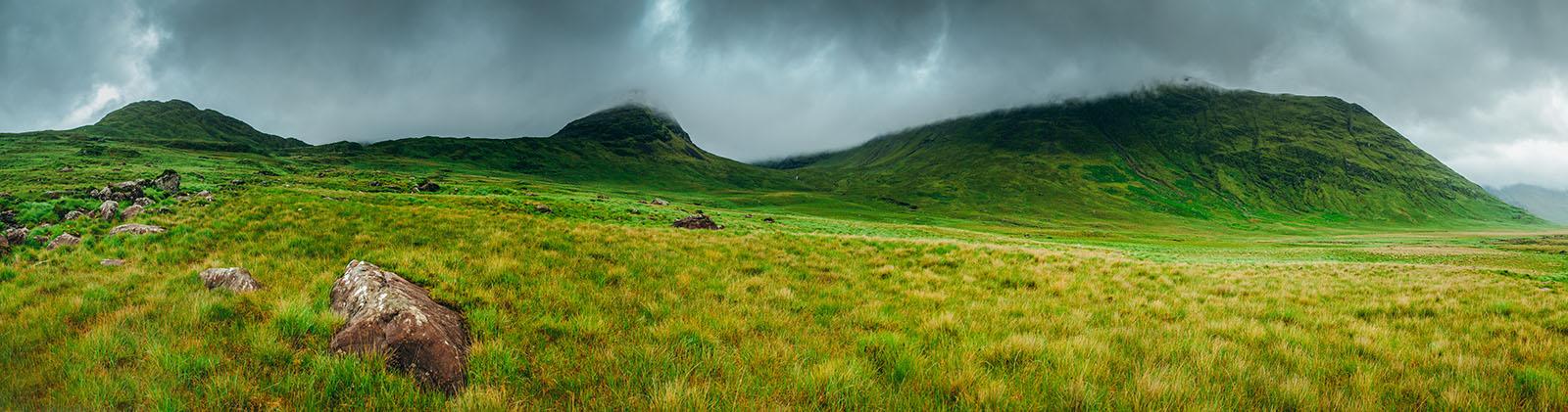 Mweelrea Mountain, County Mayo