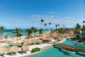 Beach Overview Punta Cana