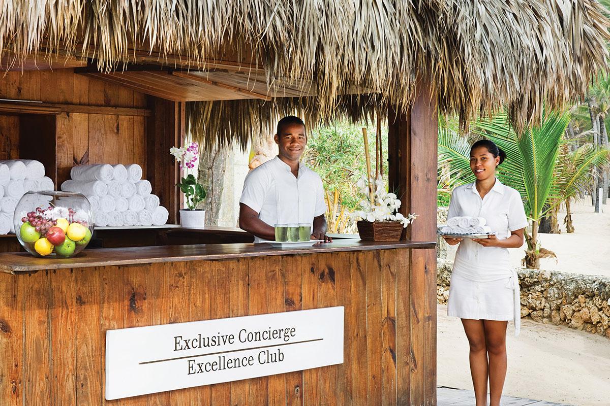 Pool Concierge Punta Cana