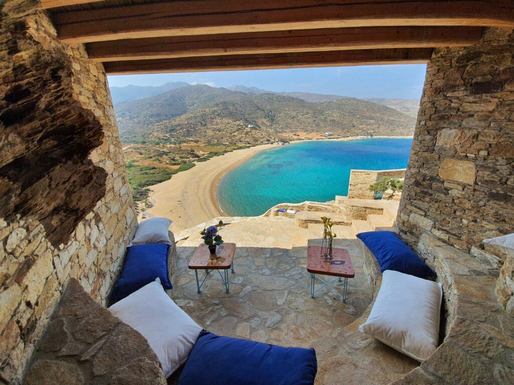Calilo Ios Greece relax
