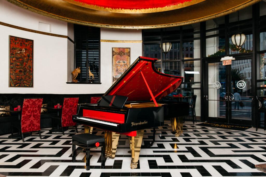 Grand Bohemian Hotel Orlando - Piano