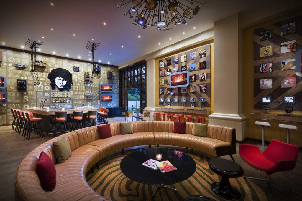 Hard Rock Hotel Riviera Maya Sun Bar