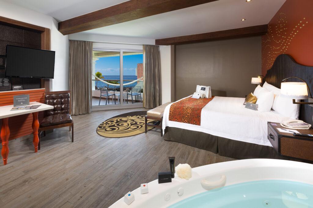 Hard Rock Hotel Riviera Partial Ocean View