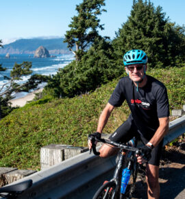 Adrenaline Rush Cycling the Oregon Coast