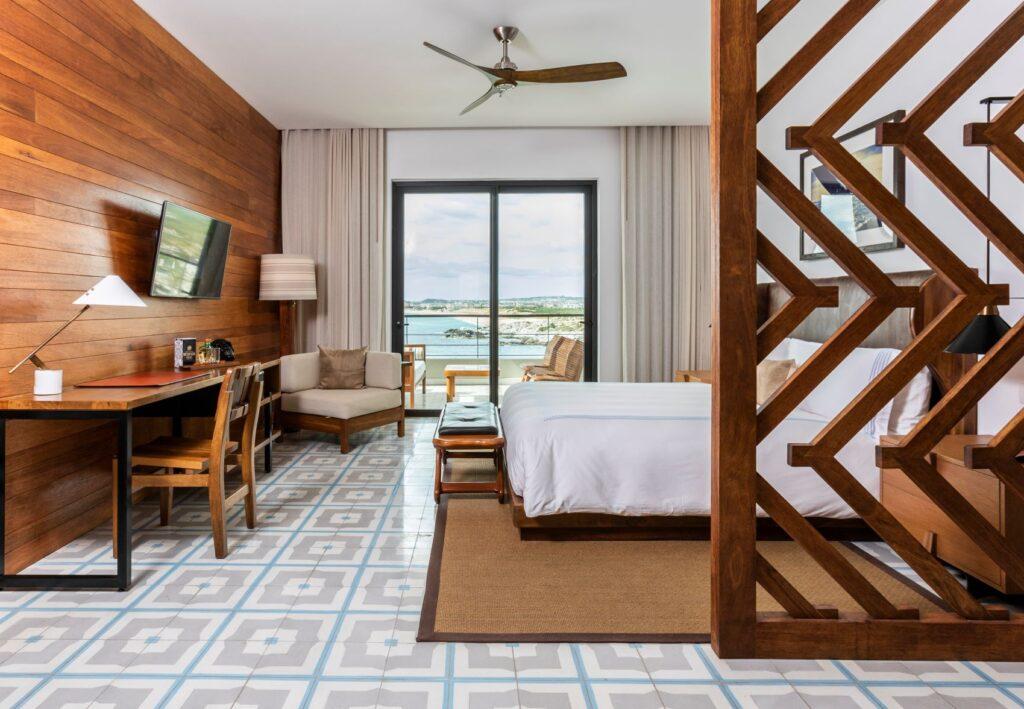 Villa Bedroom View - The Cape, a Thompson Hotel - Photo Credit The Cape, a Thompson Hotel
