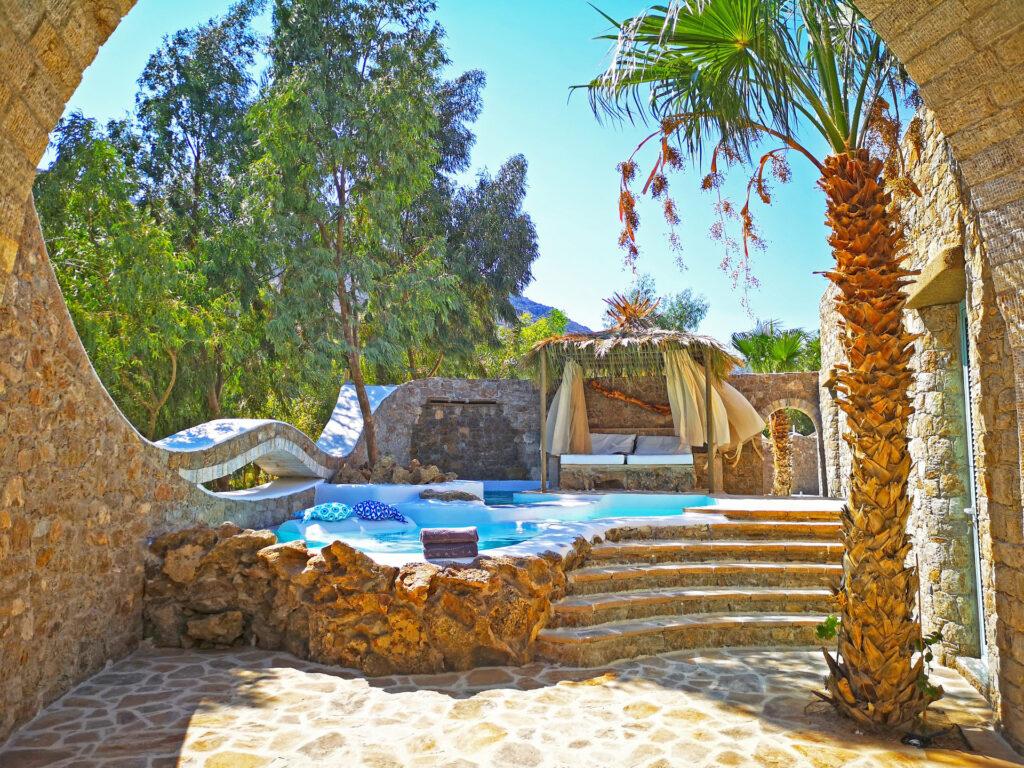 Calilo Ios Greece Suite retreat