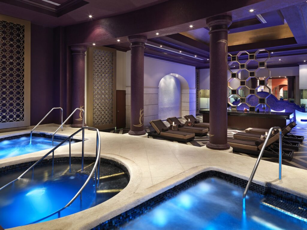 Hard Rock Hotel Riviera Hydrotherapy