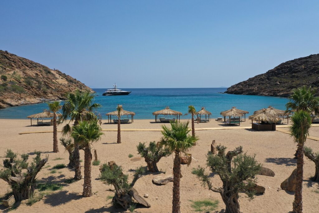 Calilo Ios Greece Beach