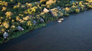 River Lodge Royal Chundu Island Lodge