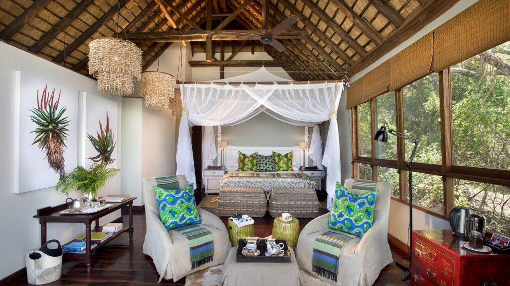 Royal Chundu Zambezi River Lodge Suite Interior