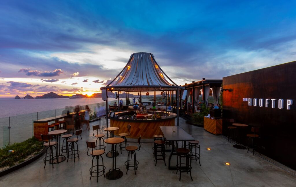 The Rooftop - The Cape, a Thompson Hotel - Photo Credit The Cape, a Thompson Hotel