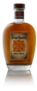 Four Roses Small Batch Bourbon is named American Whisky Distiller of the Year