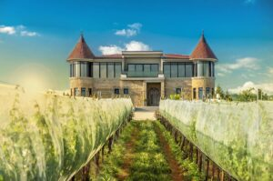 Chateau Kamnik North Macedonia