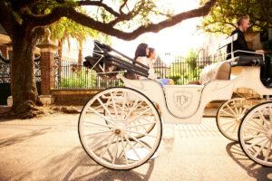 Belmond Charleston Place Carriage Ride