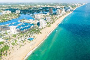 Credit Visit Lauderdale - Fort Lauderdale beach