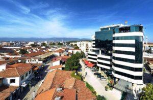 Hotel Arka - Exterior North Macedonia