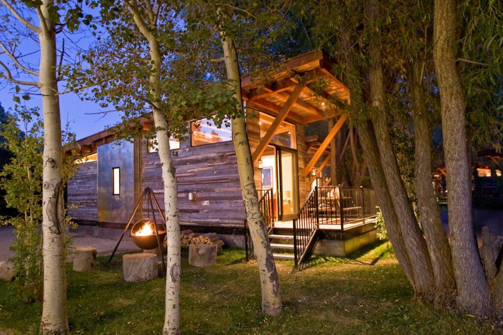 Teton Tiny House
