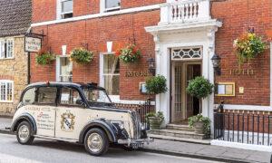 Eastbury Hotel Sherborne, England