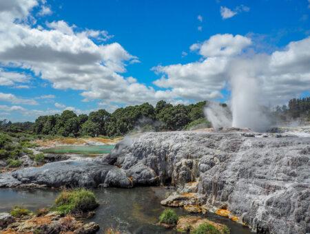 Adrenaline Rush Ride and Seek in the Southern Hemisphere