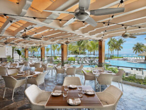 9 PR Fairmont El San Juan Hotel - Signature Restaurant Caña By Juliana Gonzalez, Outdoor