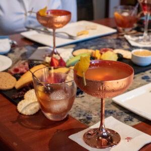 Palm Beach 10 Bourbon tasting